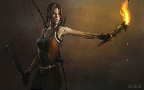 E3: First Tomb Raider Gameplay video