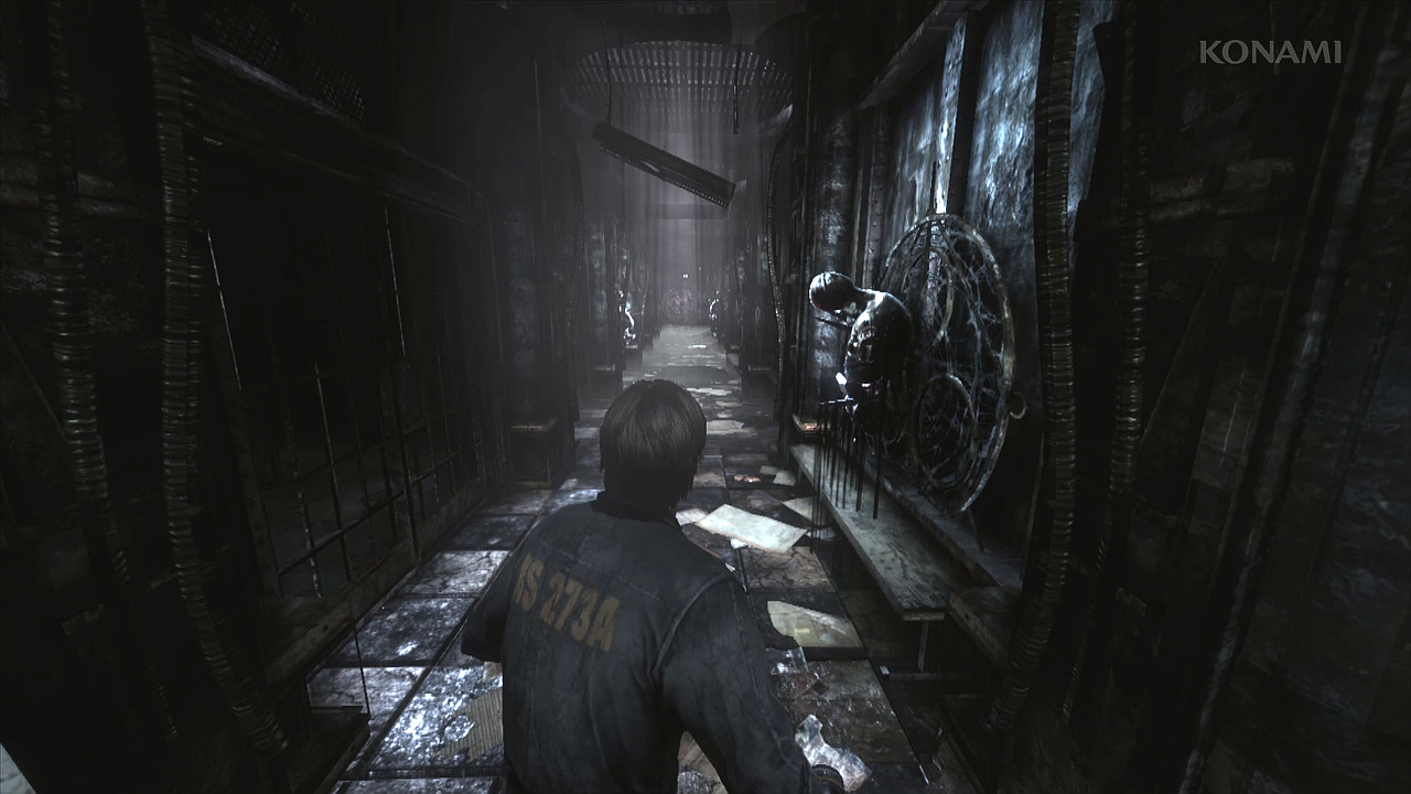 Silent Hill: Downpour E3 trailer analysis
