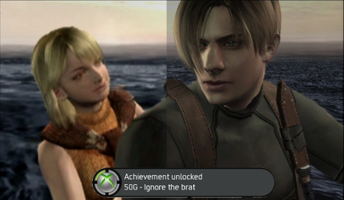 Resident Evil 4 HD achievements revealed