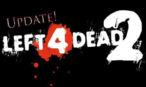 Left 4 Dead 2 Update Incoming