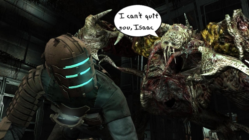EA hiring for next Dead Space game