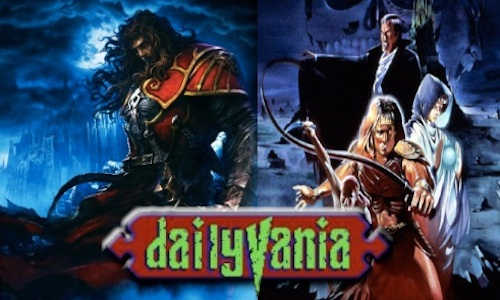 DailyVania: Which Castlevania game(s) are you currently playing?