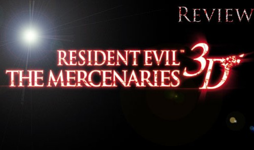 Review – Resident Evil: The Mercenaries 3D