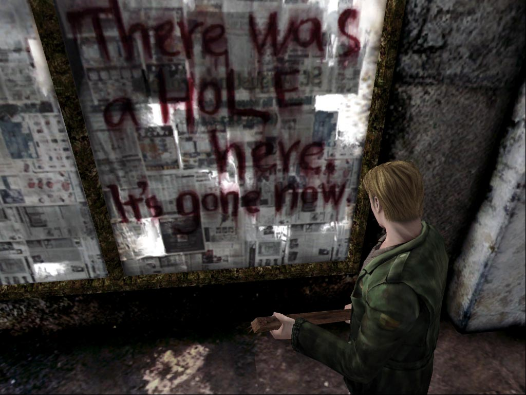 Silent Hill: HD Collection Trailer cam-recorded from Comic Con 2011 [Update]