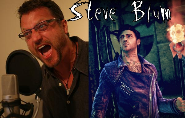 Interview: Steve Blum, the voice of Garcia Hotspur