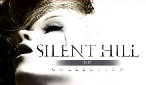 Silent Hill: HD Collection gets an elegant cover