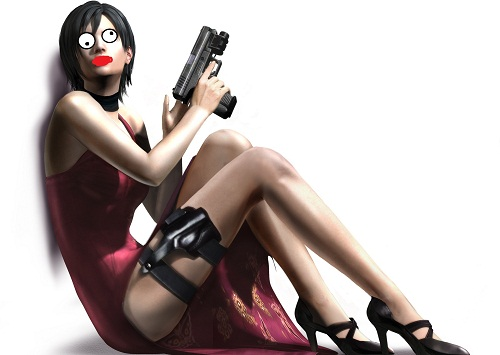 Ada Wong dropping into fifth Resident Evil film