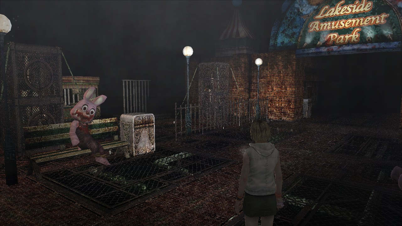 Silent Hill: HD Collection screens rise up; first look at Silent Hill 3