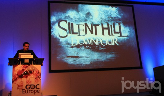 Brian Gomez talks survival horror at GDC