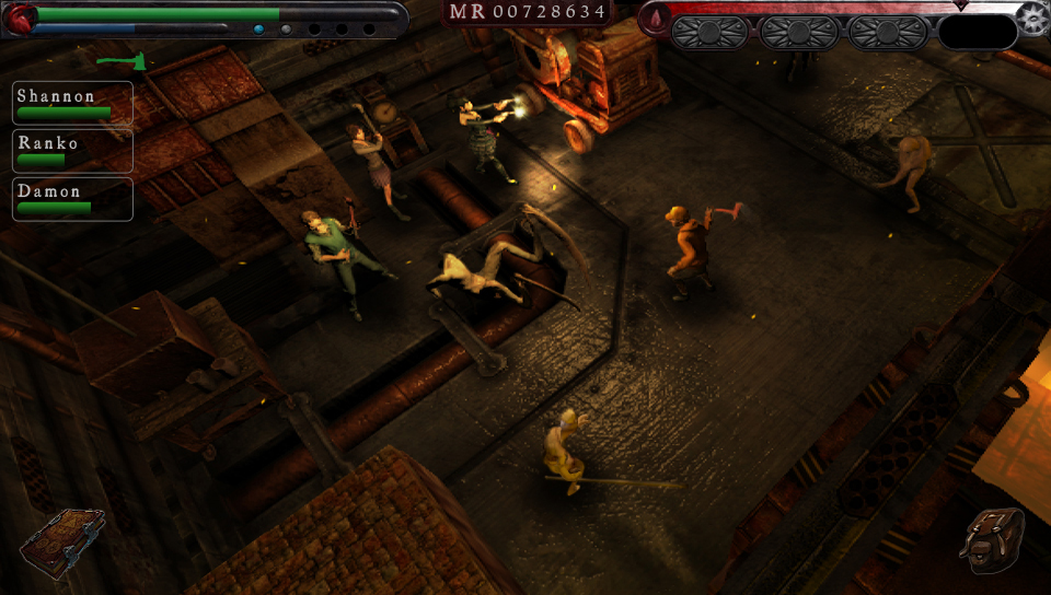 Get an isometric look at Silent Hill: Book of Memories with these new screens