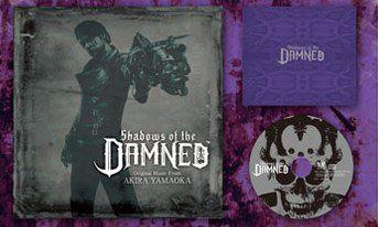 Shadows of the Damned OST available now, limited quantities