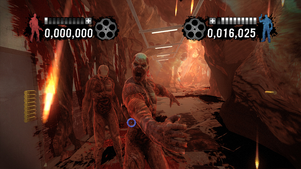 Introducing the Creeping Flesh level of House of the Dead Overkill: Extended Cut