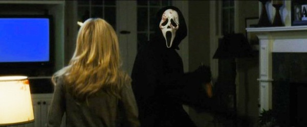 Scream 4 alternate - Rely on Horror