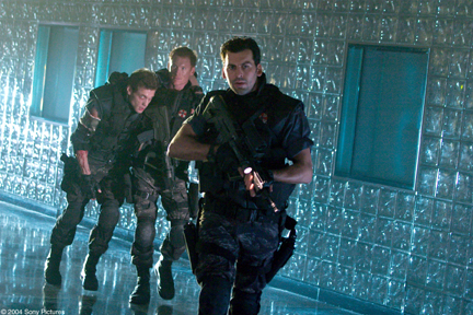 Resident Evil 5 Film Archives Rely On Horror