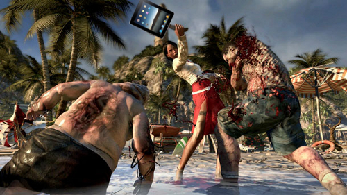 Dead Island island map, there's an app for that