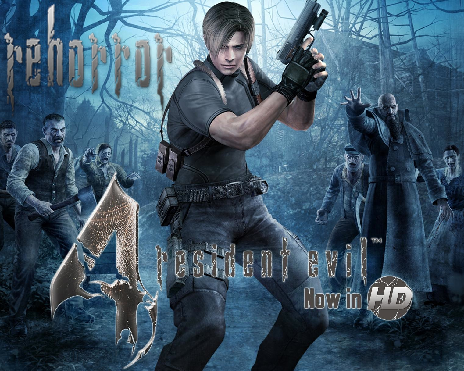reHorror: Resident Evil 4 HD review
