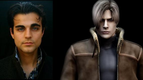 Aidan Bristow Will Be Playing Leon In Resident Evil Retribution