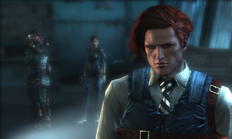 Few new Resident Evil Revelations screens