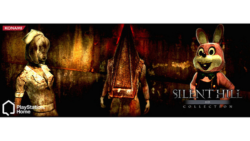 Playstation Home gets Halloween costumes, Silent Hill included