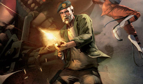 """Left 4 Dead comic """"The Sacrifice"""" now available for pre-order"""