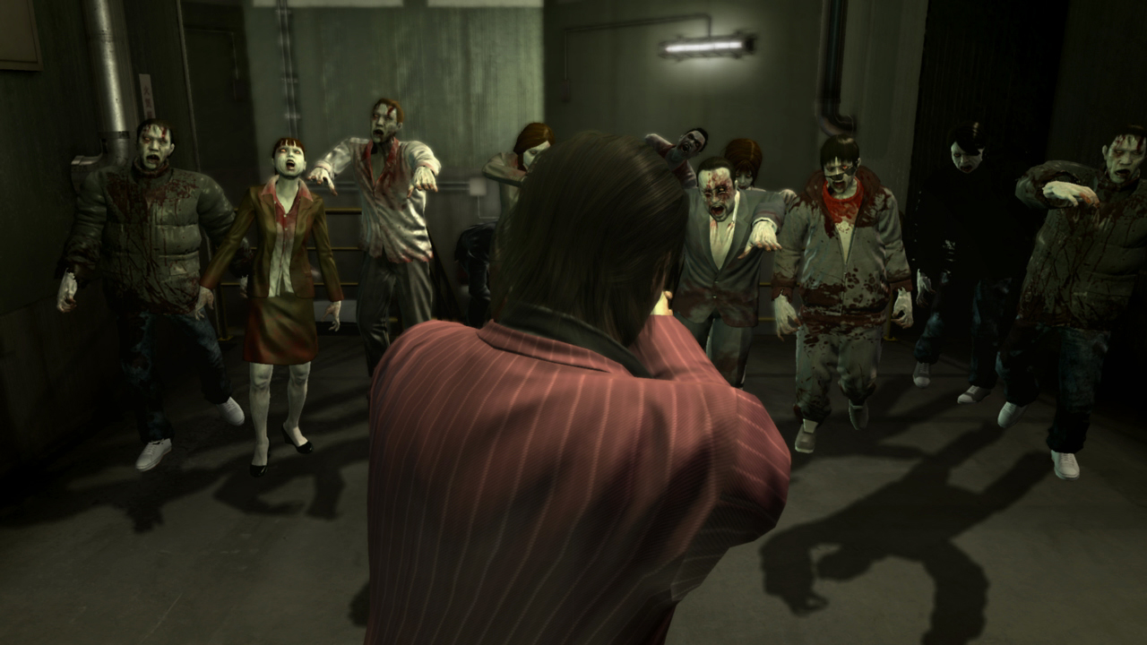 Yakuza: Dead Souls announced for the US