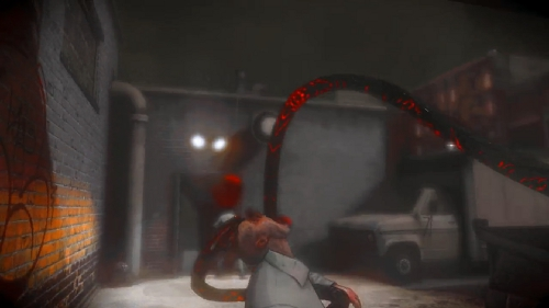This Darkness 2 trailer is all about being artsy