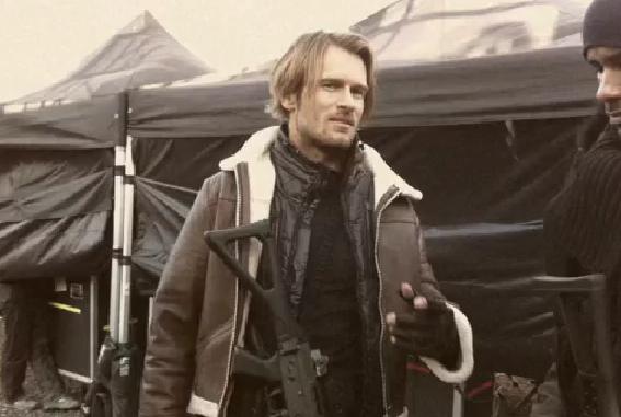 Resident Evil: Retribution's Leon revealed in new set video