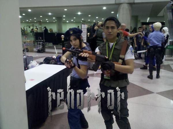 reHorror: Resident Evil @ NY Comic-Con 2011