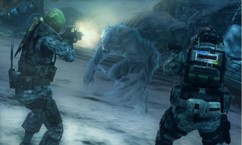 Gamers Day 2011: Resident Evil Revelations' new story trailer is here, along with new screens