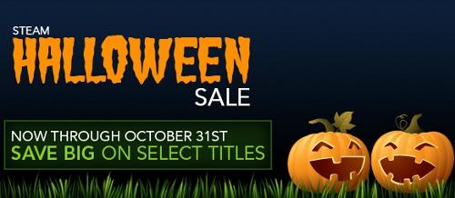 Steam Halloween sale is amazing