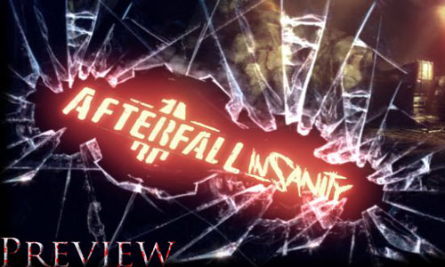 Hands-on with Afterfall: Insanity