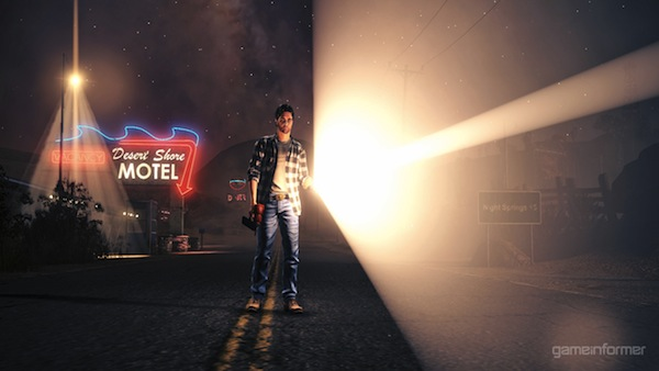 First image from new Alan Wake game released, we dissect it