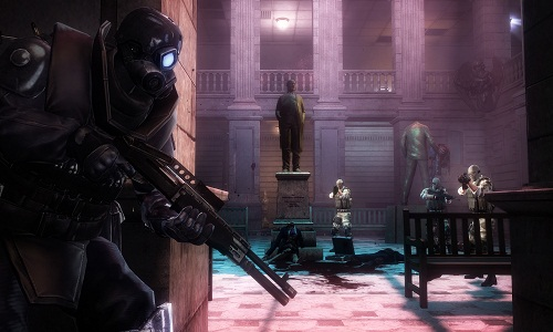 New footage released from Resident Evil: Operation Raccoon City's Gamers Day 2011 demo