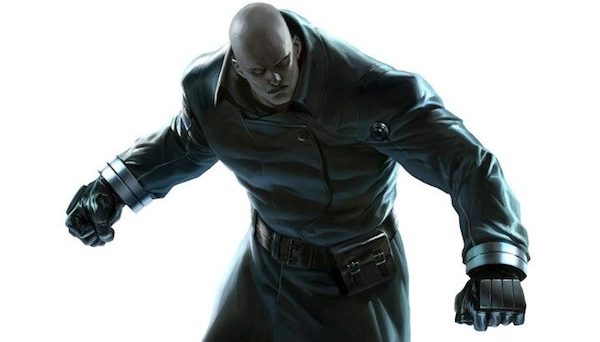 It's Mr. X's time to shine with another piece of exclusive Resident Evil Facebook art