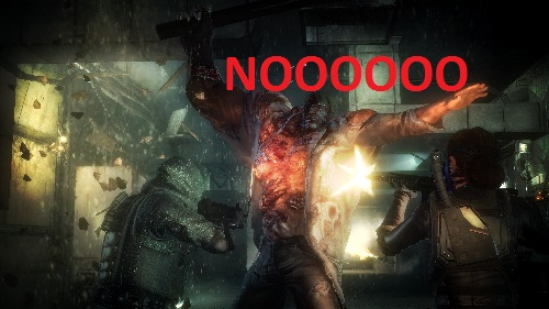 Oops, sorry: There's no Resident Evil: Operation Raccoon City beta or demo planned