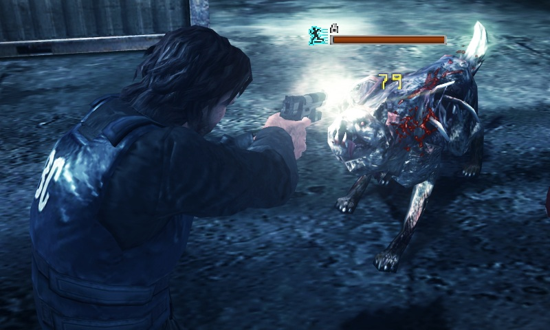 New Resident Evil Revelations screens show off Parker and Jessica's raiding skills