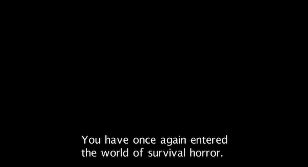 Image result for welcome to the survival horror