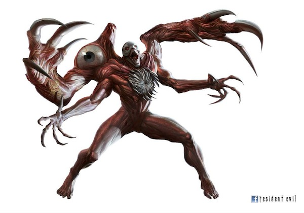 William Birkin is a G in this final piece of exclusive Resident Evil Facebook art