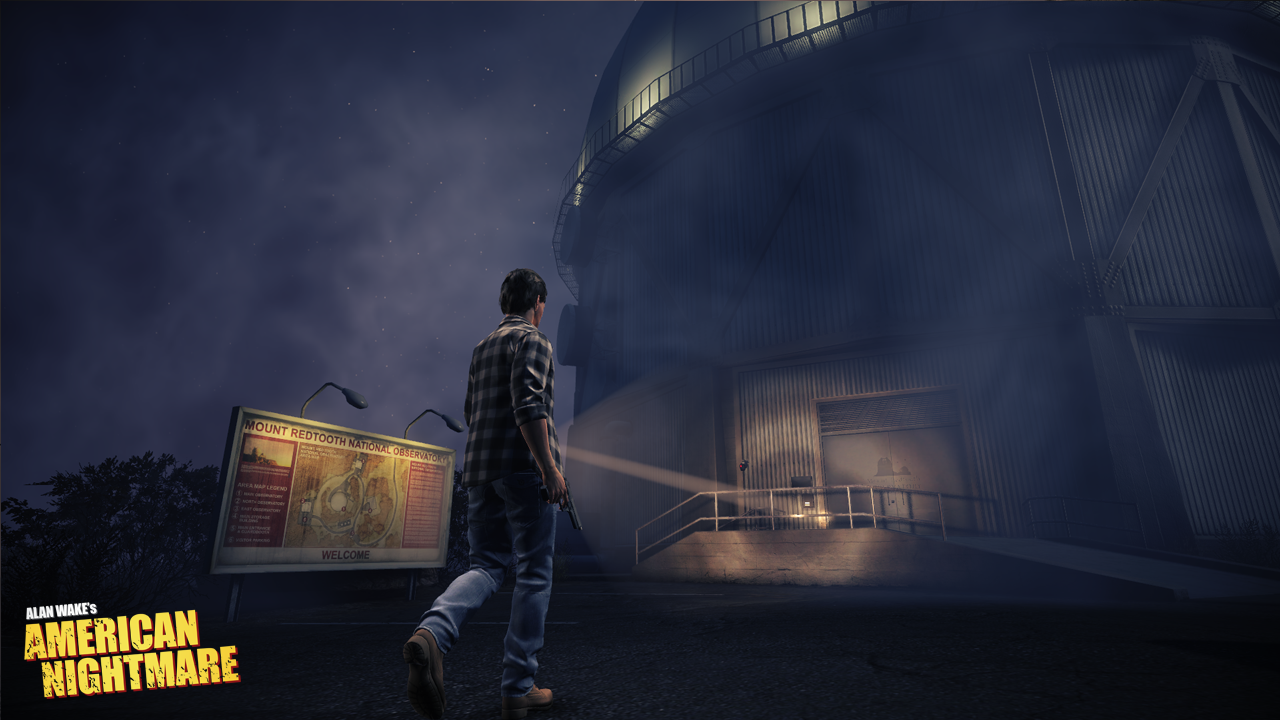 Alan Wake: American Nightmare gets new screens, trailer, and mode reveal
