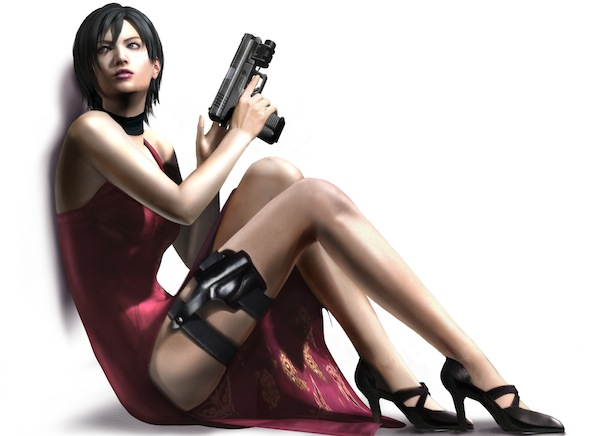 An interview with the lady in red, Ada Wong