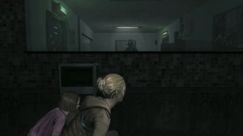 Latest Amy video shows off stealth, horror, and combat