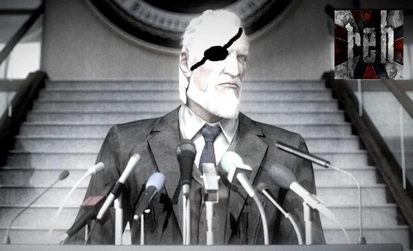 reHorror: Metal Gear Evil