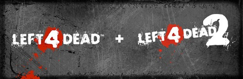 Steam offering up Left 4 Dead and Left 4 Dead 2 in a special discounted bundle