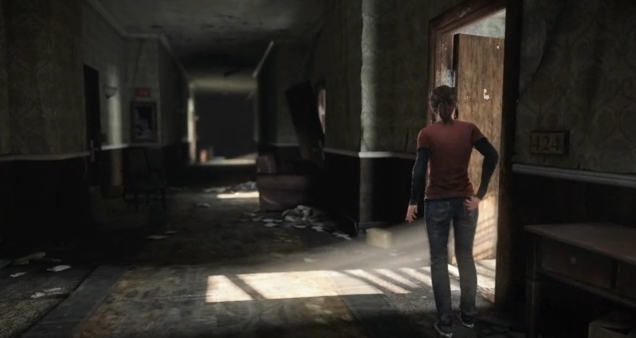Last of Us looks like horror, has monsters and Ellen Page