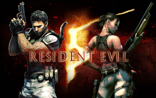 Resident Evil 5 now 50% off through Steam