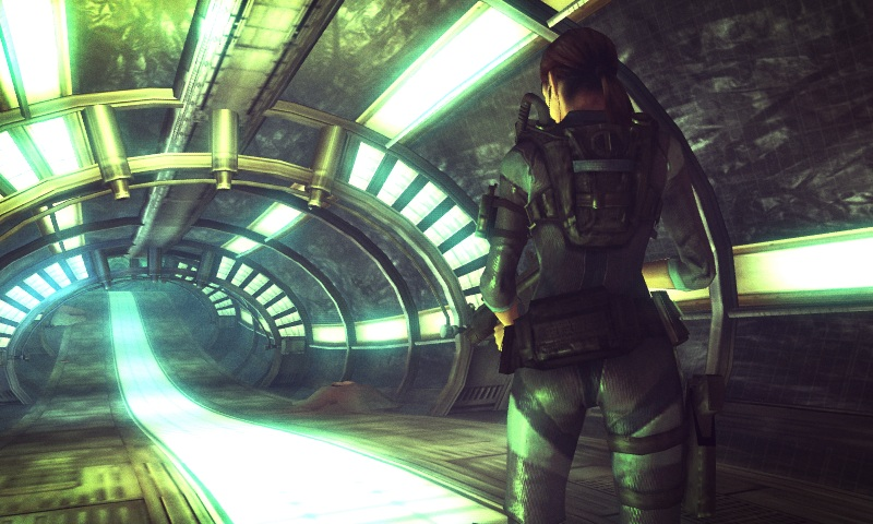 Get wet with these new Resident Evil Revelations screens
