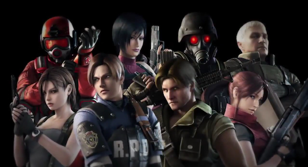 Classic characters will be playable in Resident Evil: Operation Raccoon City