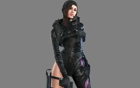 Confirmed: Resident Evil Revelations' Jessica has sexy legs