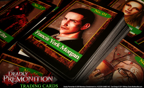 Deadly Premonition collectibles brought to life