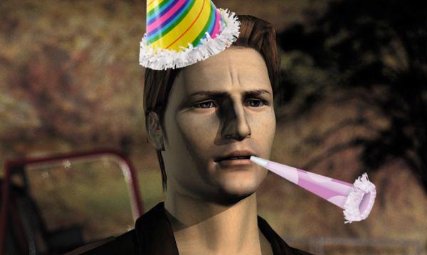 Happy birthday, Silent Hill